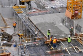 CONSTRUCTION ERRORS DURING CONCRETING AT SITE