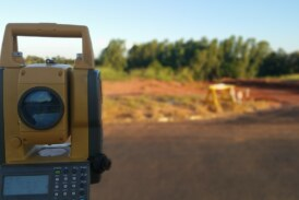 Surveying Geo technical Investigations