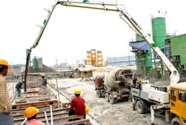 Concrete Pumping construction