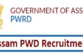 Public Works Roads Department (PWD) – Govt. of Assam –