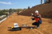Maximum soil bearing capacity of different types of soil