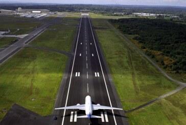 Airport Runway….
