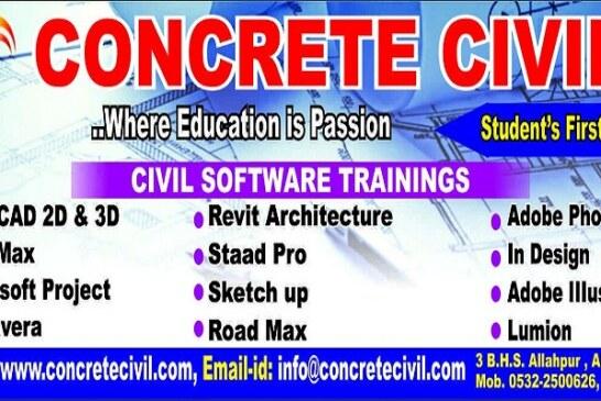 Concrete Civil Four