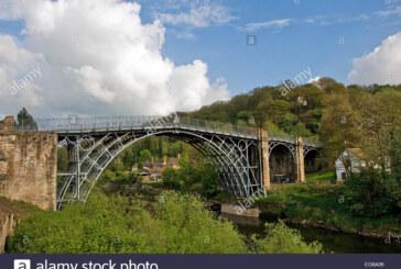 The First Iron Bridge