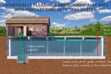 RCC circular water tank