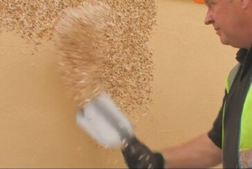 Latest Technology Construction Solid Wall Insulation, Fastest Building Work