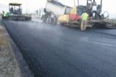 Asphalt Paving Roads