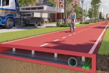 Plastic Roads…….