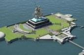 Mumbai Trans Harbour Link, Shivaji Memorial