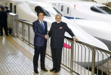 Mumbai-Ahmedabad bullet train project should complete by 2023: Japanese Consul…….
