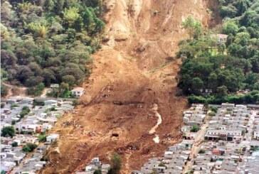 Landslides………..