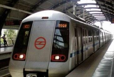 Delhi Metro Project…………..