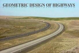 Highway Geometric Design…………