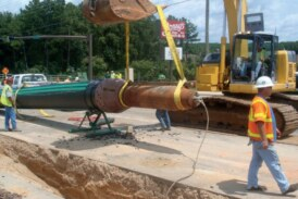 Trenchless Technology…………..