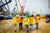 Safety Measurements at Construction Sites
