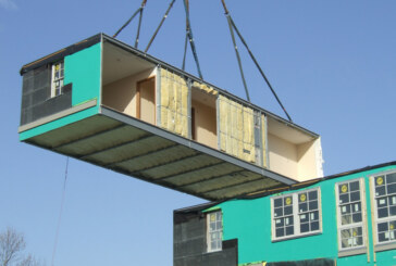 What do you understand by Modular Construction??