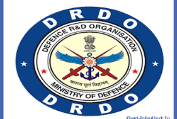 DRDO Executive Engineer Post Recruitment 2019