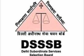 Delhi Subordinate Service Selection Board (DSSSB) Junior Recruitment 2019