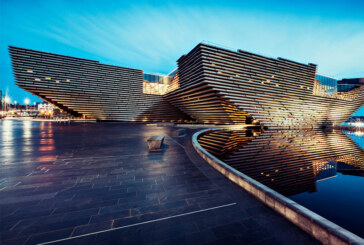 Dundee's V&A Museum scoops top Scottish Civil Engineering Award